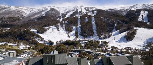 Thredbo resort is home to not only Australia's best alpine skiing and boarding but a village atmosphere that's second to none.